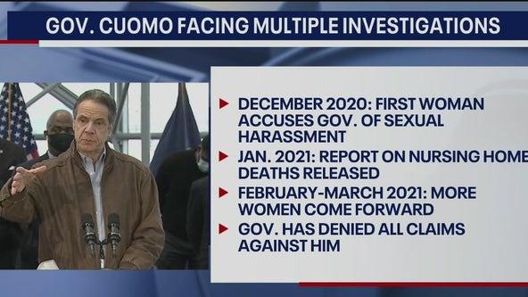 Multiple investigations into Cuomo