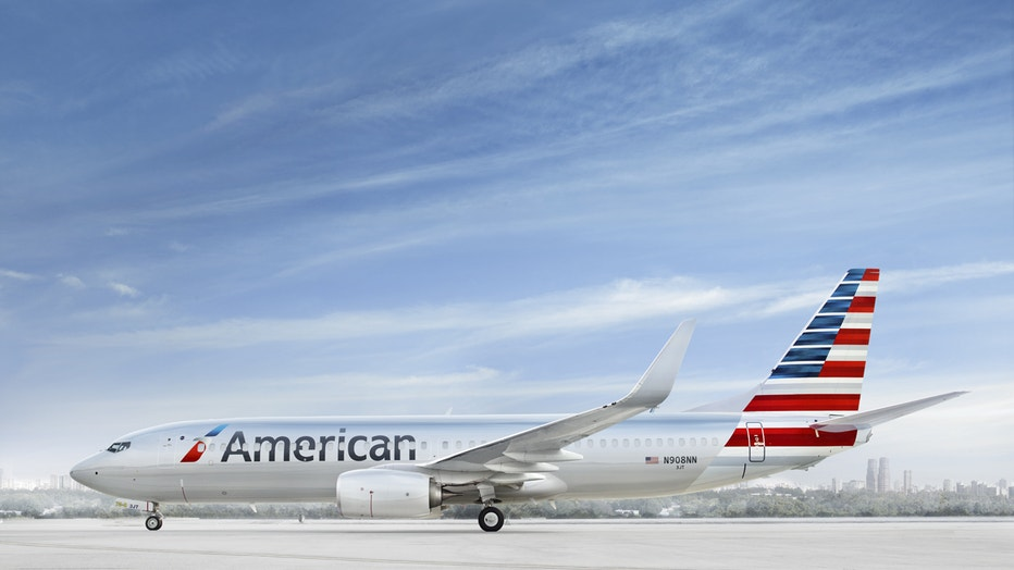 6365fc1b-Aircraft, Aircrafts, American Airlines, plane, planes, Livery, Exterior