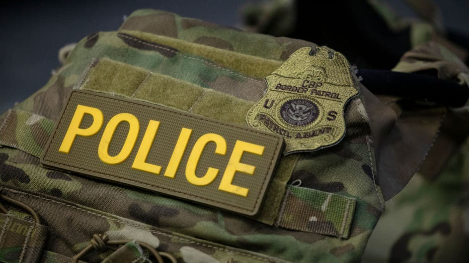 232343ce-DHS And CPB Hold Press Conference On Federal Response To Portland Protests
