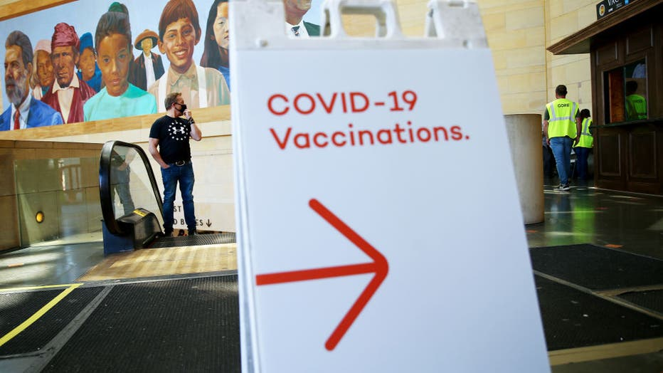 Vaccination Rates Sharply Decline As States Across Nation Try To Reach Herd Immunity