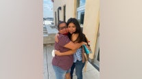 Mother reunited with daughter who was kidnapped 14 years ago