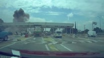 At least 2 dead after truck crashes into Mexico City toll booth