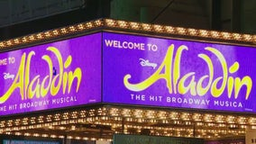 'Aladdin' cancels shows again after more breakthrough COVID-19 cases found