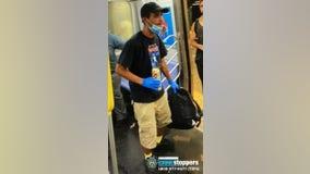 Man shouting homophobic slurs attacks subway rider in Brooklyn