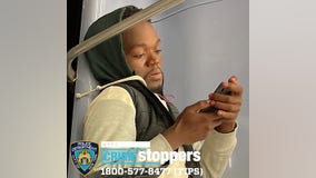 NYPD hunting for subway pervert in Manhattan