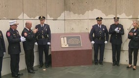 Victims of 9/11-related illnesses honored at new Nassau County memorial