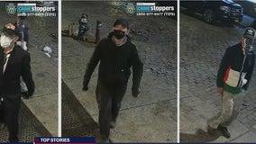 Brazen burglars hit SoHo store twice and make off with $385,000 in designer goods
