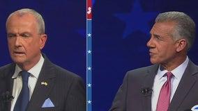 NJ gubernatorial candidates hold debate