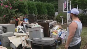NJ residents continue monumental Ida cleanup after being blindsided by storm