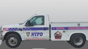 Retired firefighter builds ceremonial truck to honor friend who died of 9/11 illness