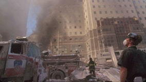 'It was like a war zone': 9/11 first responder shares ongoing struggle with PTSD