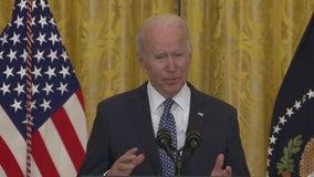 Biden announces plan to increase vaccinations, curb delta variant's spread