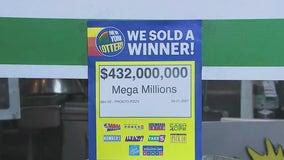 Winning $432M Mega Millions jackpot ticket sold at Manhattan pizzeria