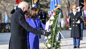 Biden, now president, to mark 9/11 rite amid new terror fear