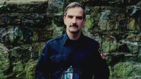 Remembering Ronald Bucca, 'The Flying Fireman'   9/11: 20 Years Later