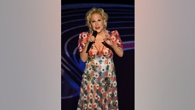Bette Midler says women should 'refuse to have sex with men' to protest Texas abortion law