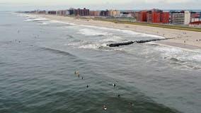 Nassau police search beach for stolen Torahs that are still missing