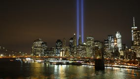 NYPD increasing security for 9/11 ceremonies