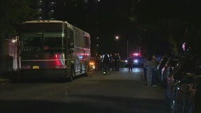 Woman struck, killed by MTA bus in the Bronx