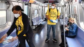 MTA to riders: Wear a mask — it's still the rule