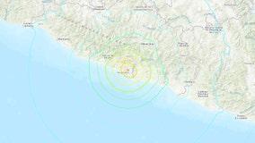 Strong earthquake hits near Acapulco killing 1, swaying buildings