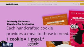 How buying Nunbelievable cookies helps feed more than just you