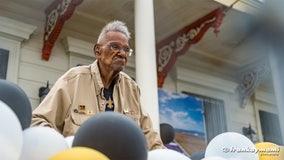 Oldest U.S. WWII veteran celebrates 112th birthday