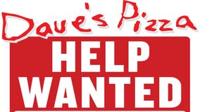 Desperate pizzeria offers to hire 'literally anyone' amid restaurant worker shortage