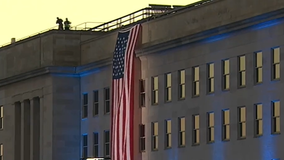 9/11 remembered at the Pentagon 20 years after deadly attack