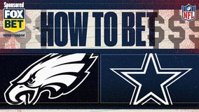 Cowboys vs. Eagles odds: Point spread, picks, how to bet, more