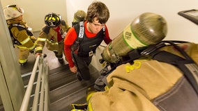 Americans continue 9/11 traditions of stair climbs, Tunnel to Tower series