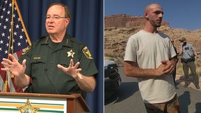 'I would have never let him out of custody': Sheriff Grady Judd's reaction to search for Brian Laundrie