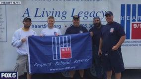 9/11 responders and other workers pay it forward as volunteers