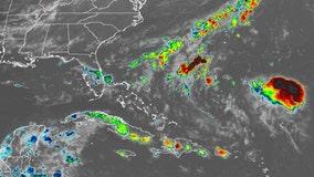 Larry churning in Atlantic Ocean as category 3 hurricane