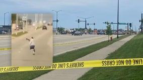 Alleged carjacker shot by police near Franklin Walmart after pursuit, crash