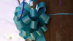 As Gabby Petito's family grieves, their community hangs teal ribbons in solidarity