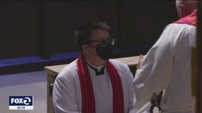 1st openly transgender bishop of major Christian denomination installed in San Francisco