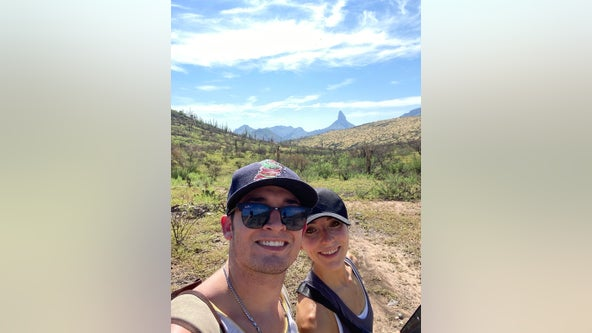 Family mourns after New Jersey man died while hiking in Arizona