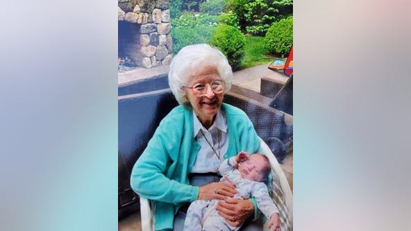 Elderly NJ woman found safe after going missing near Morristown