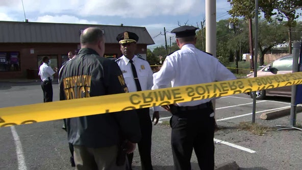Shooting in DC injures 13-year-old boy, 4 others