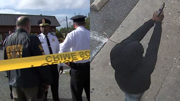 Shooting in Southeast DC injures 13-year-old boy, 4 others; suspect photos released