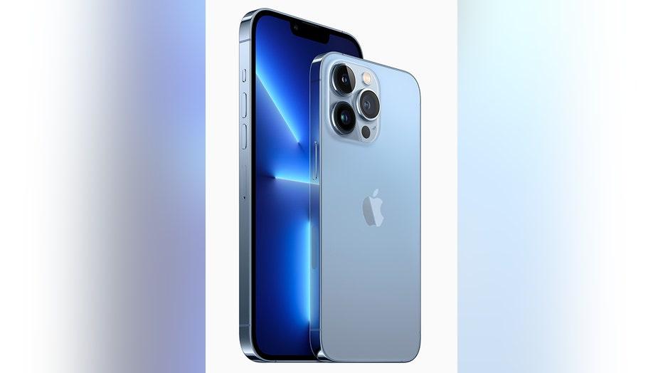 2 Apple iPhone handsets