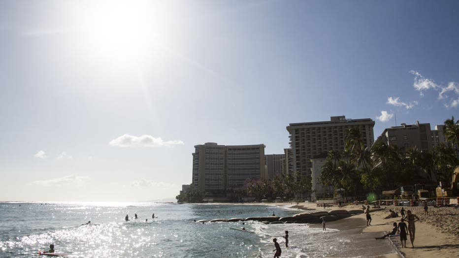 Hawaii Reports No New Virus Cases For First Time In Nearly Two Months