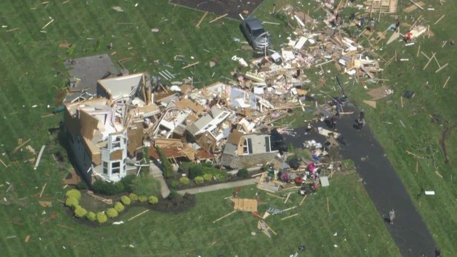 Mullica Hill Tornado