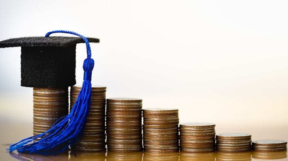 private-student-loans-grad-cap-coins-credible-iStock-1162366190.jpg