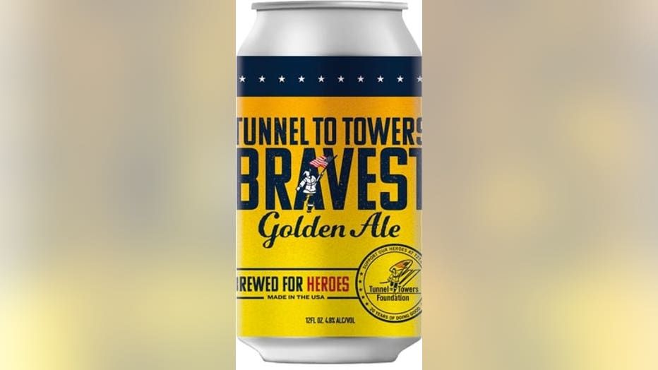 The Flagship Brewery Company on Staten Island has debuted the Tunnel to Towers Bravest ale specifically brewed for the Tunnel to Towers Foundation.