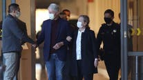 Bill Clinton back home in New York after release from California hospital