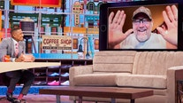 Larry the Cable Guy discusses his experience on 'The Masked Singer' with Nick Cannon