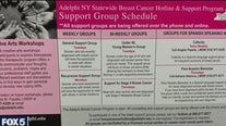 Breast cancer support groups play a vital role