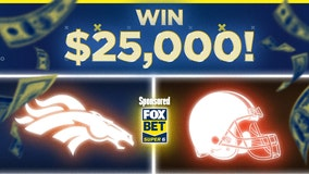 Cleveland Browns vs. Denver Broncos: Win $25,000 for free with FOX Super 6